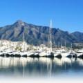 ruta de ciclismo por el paseo marítimo de Marbella